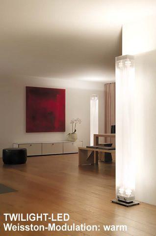 TWILIGHT BELUX Wohnzimmer - Lampe Pinterest - led leuchten wohnzimmer