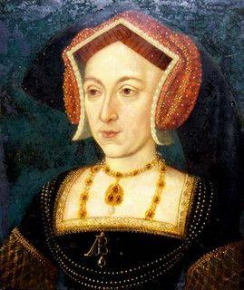 Photo of Anne Boleyn, Nidd Hall Portrait