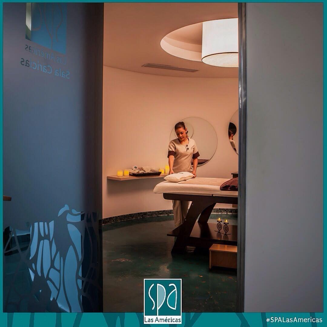 Vive el placer de ser feliz durante una de nuestras #terapias revitalizantes en el #SpaLasAmericas de #cartagena de Indias   #SPA #lifestyle #luxury