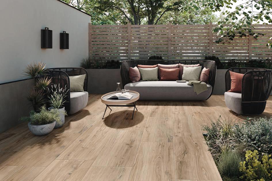 So Schon In 2020 Terrassenplatten In Holzoptik Moderne Terrassen Terrassenplatten