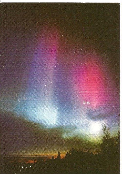 Northern Lights is a common name for the Aurora Borealis (Polar - new blueprint alberta northern lights