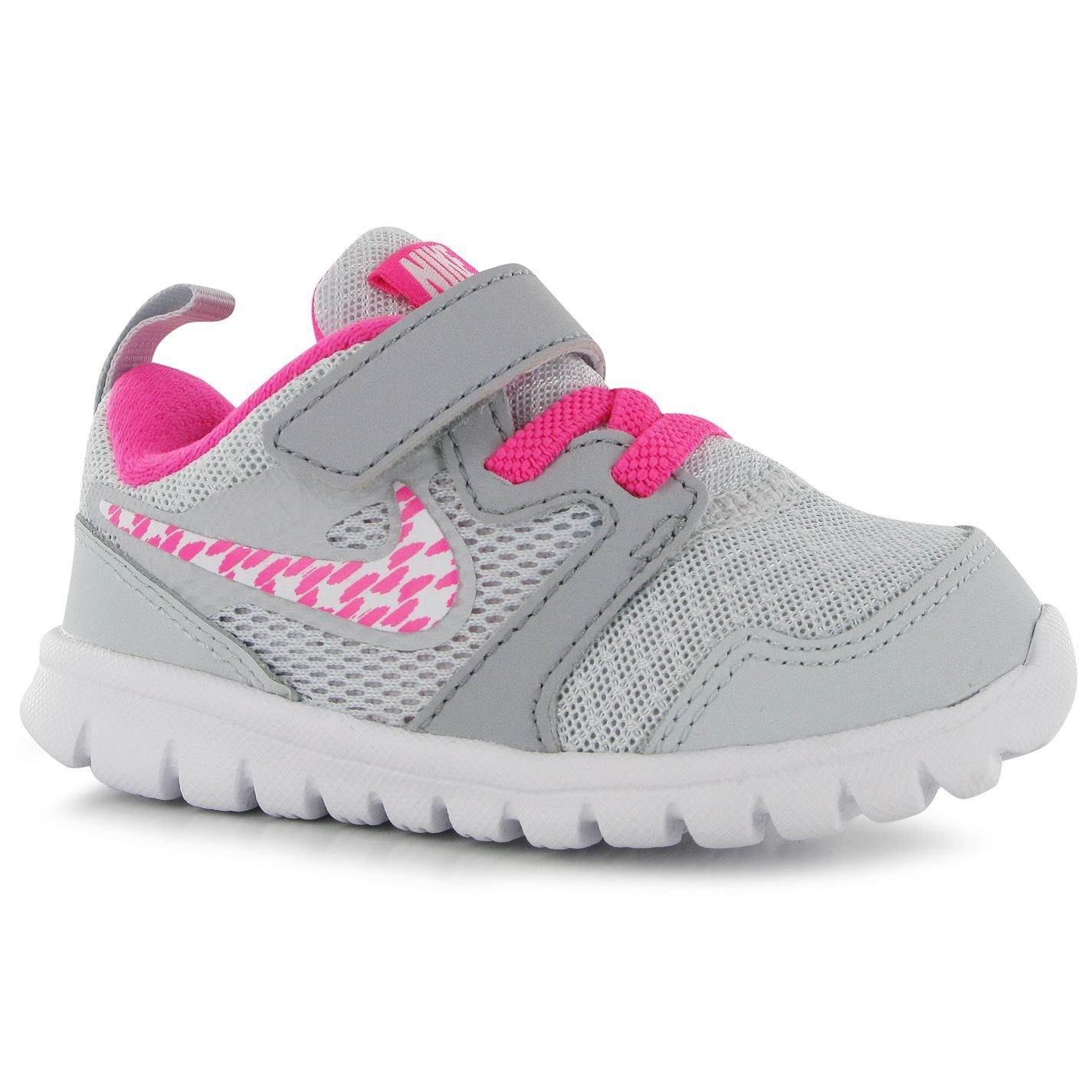 pink grey mens nike flex shoes