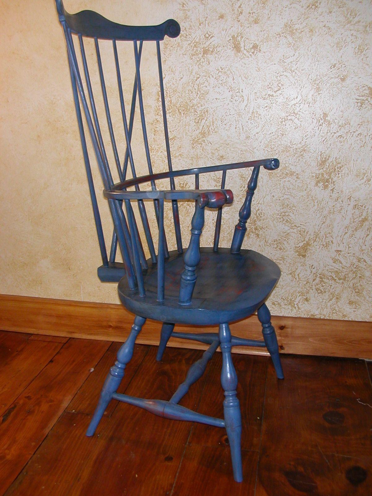 Rhode Island High back #VisitRhodeIsland | Old chairs ...