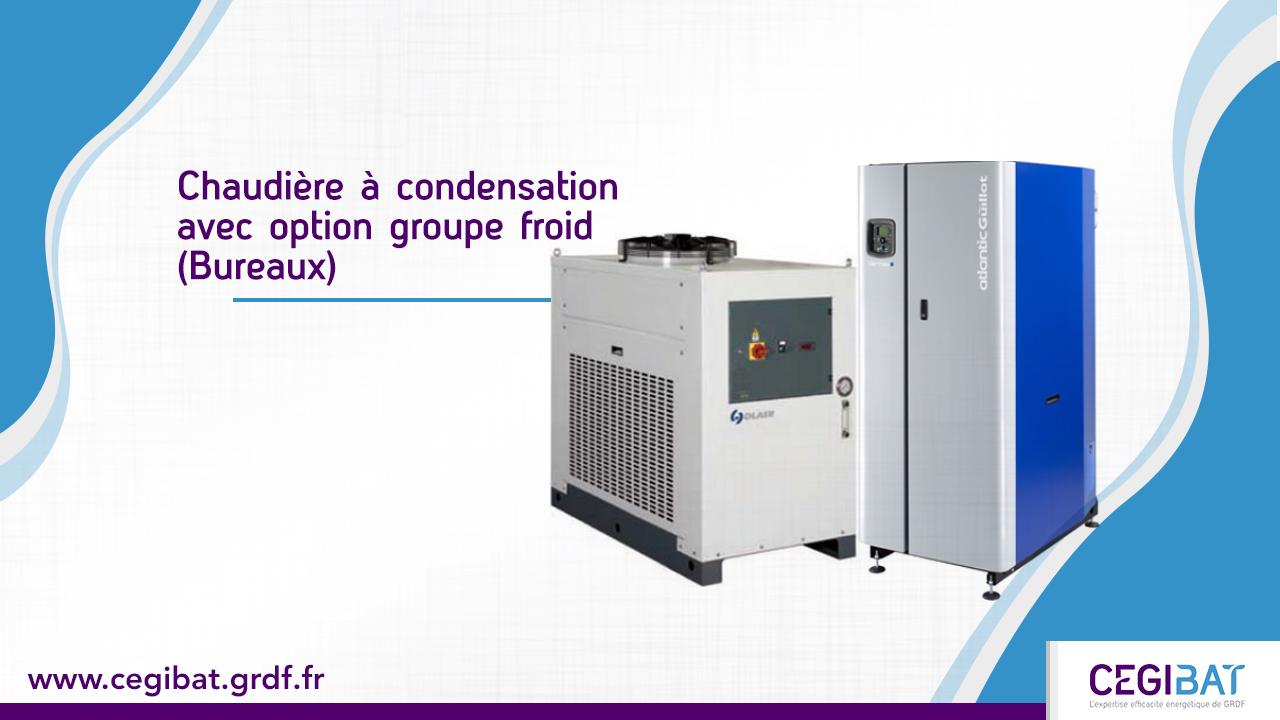 Une Chaudière À Condensation Épinglé par cegibat sur solutions au gaz naturel | cegibat