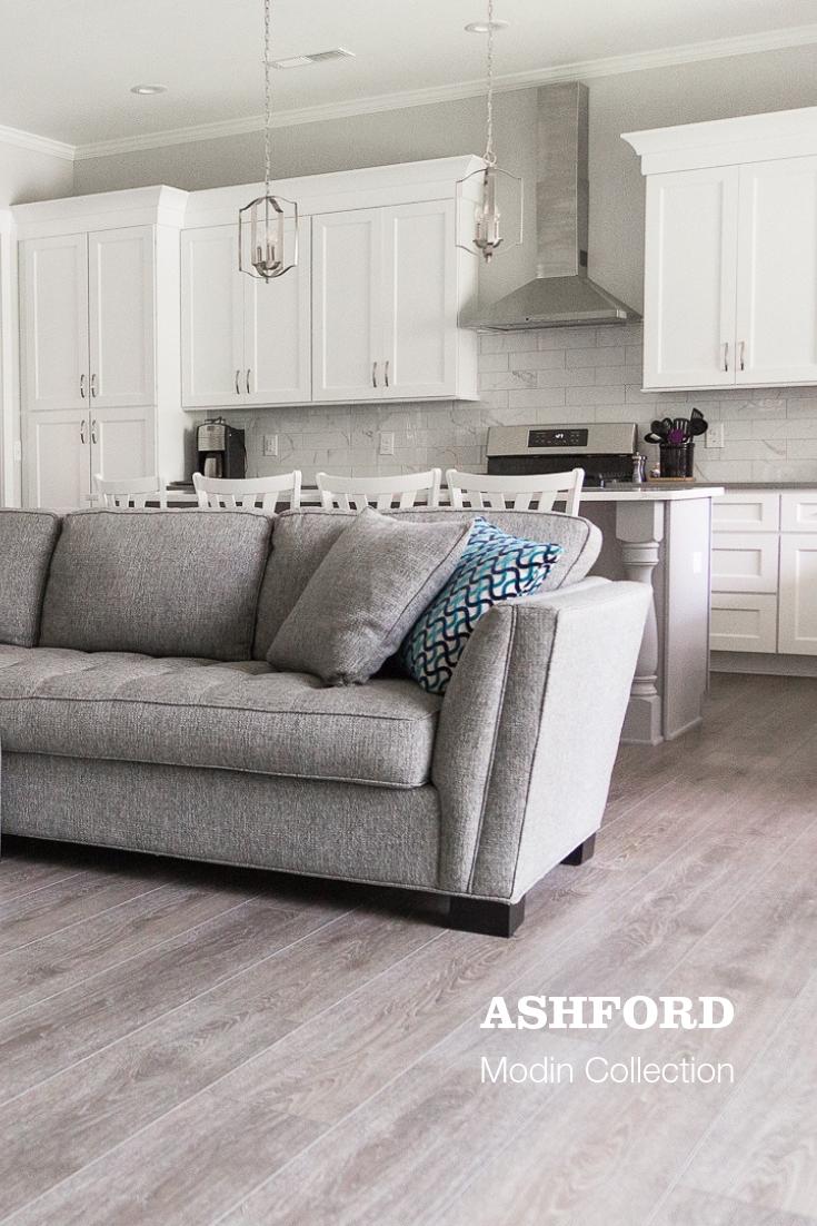 Ashford Signature Grey Vinyl Flooring Grey Laminate Floo