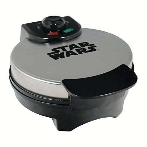 Exclusive Star Wars Death Star Waffle Maker – Officially Licensed ...