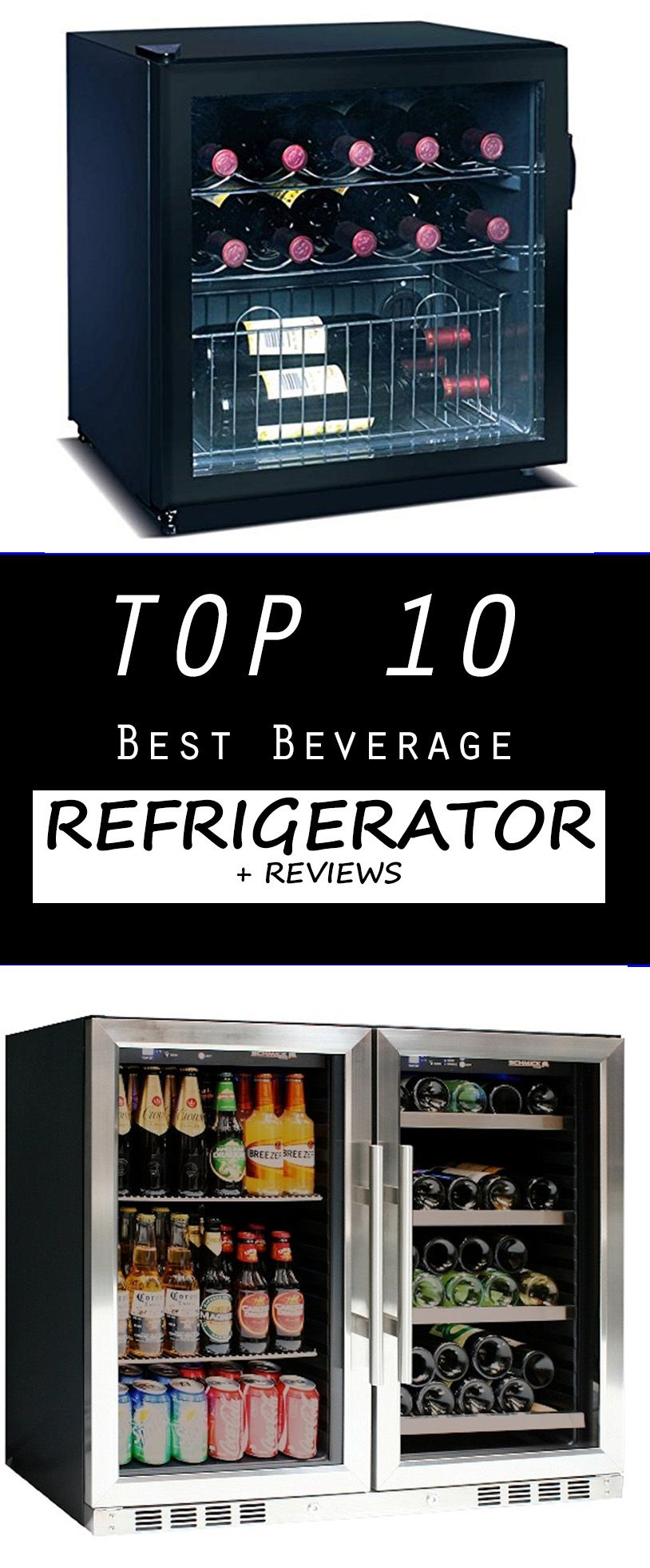 Top best beverage refrigerator reviews refrigerator beverage