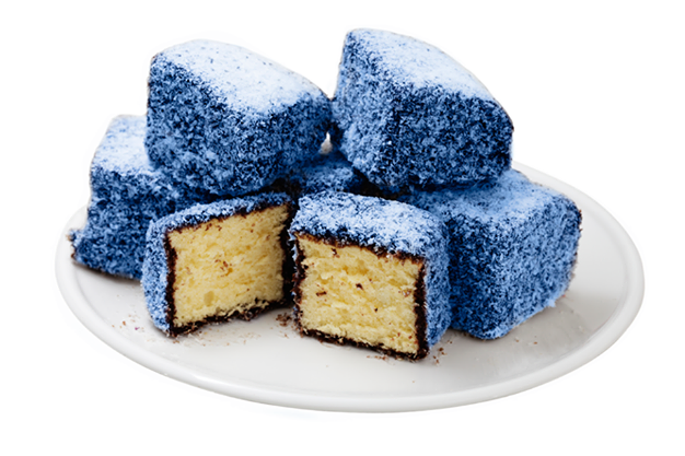 Australia day food blue lamingtons recipe here httpwww australia day food blue lamingtons recipe here httpcostumecollection forumfinder Choice Image