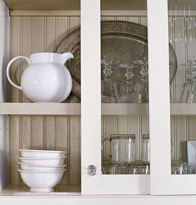 Open Kitchen Cabinets No Doors utilize sliding doors on over head cabinetsno more bumping your