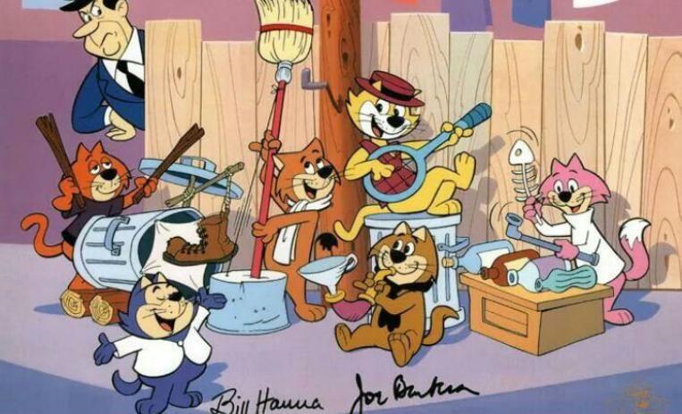 10 Caricaturas Que Marcaron A Los Niños De Los 80 Pandilla De Don Gato Dibujos Animados Clásicos Gatos De Dibujos Animados