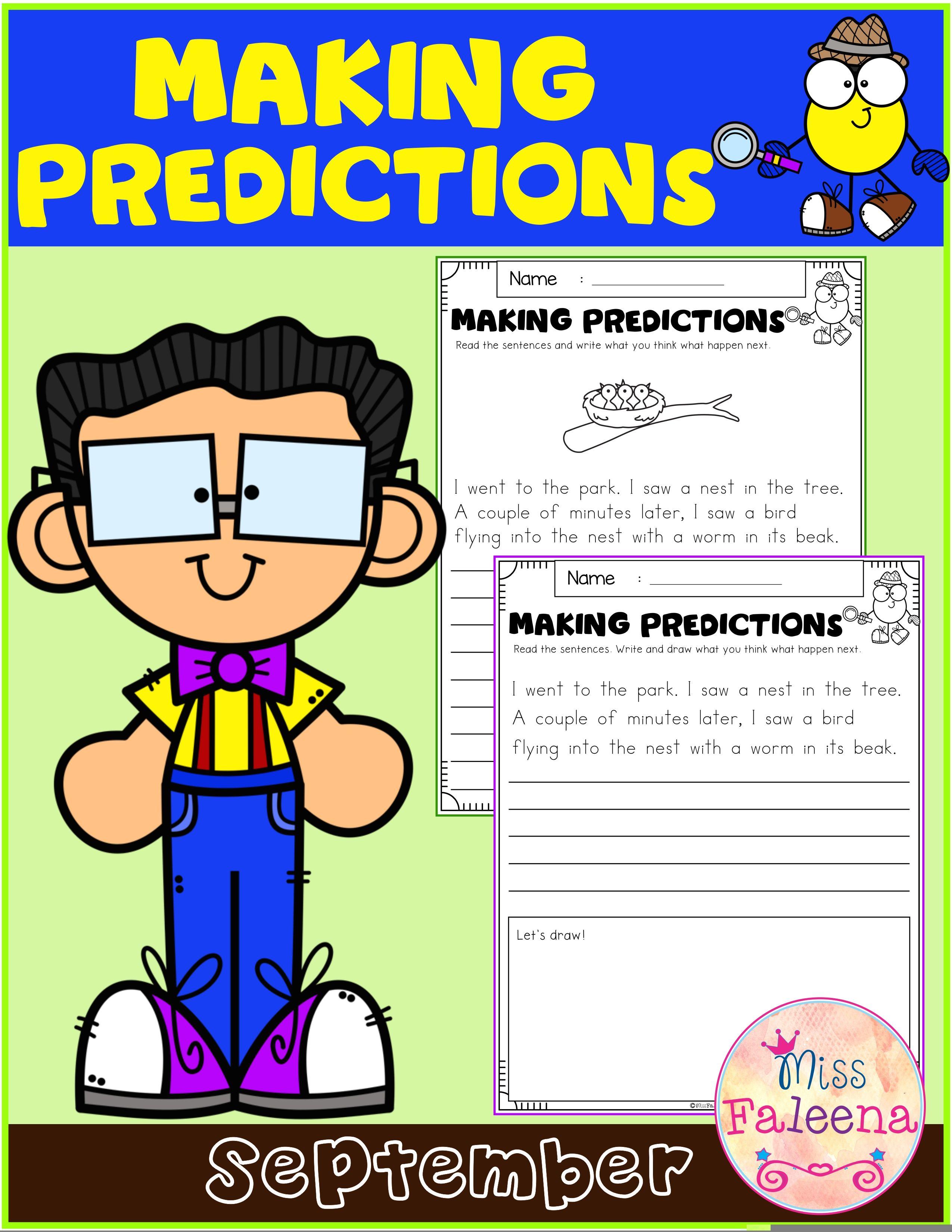 September Making Predictions