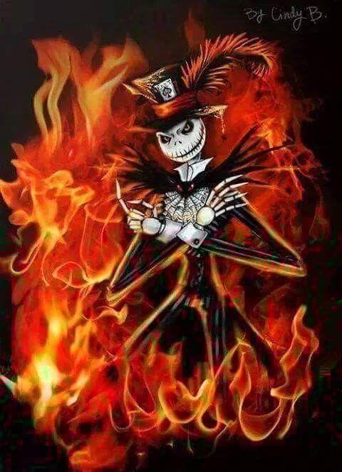 Mad Jack The Pumpkin King Nightmare Before Christmas Wallpaper Nightmare Before Christmas Tattoo Nightmare Before Christmas Drawings