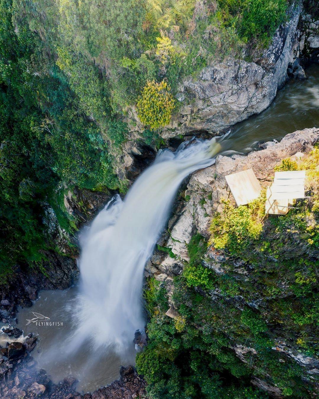 L E A P | O F | F A I T H ↟ ↟ This fall is over 80 meters tally ↟ ↟ ↟ #aerialphoto #aerialphotography #waterfallscollective #waterfallwednesday #skybangerz #drones_captures #elsaltodelbuey #travelphotography #theimaged #flywithpolarpro #worldshotz #earthfocus #fantastic_universe #droneglobe #world_shotz #eclectic_shotz #waterfallsofinstagram #roamwild19 #roamtheplanet #travelcolombia #apn589 #beautifuldestinations #captureperfection
