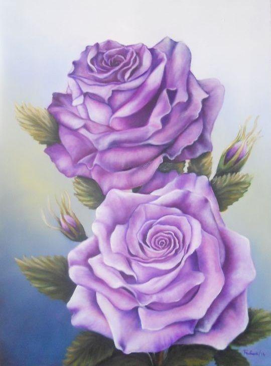 صور ورد و صور زهور من أجمل و أندر الورود من جميع أنحاء العالم مع خلفيات Hd بفبوف Flower Art Flower Painting Floral Artwork