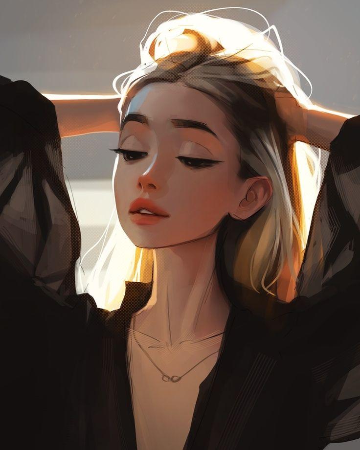 Light Study , an art print by Sam Yang