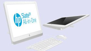 HP released Slate 21 AIO, a desktop with Android and Tegra 4