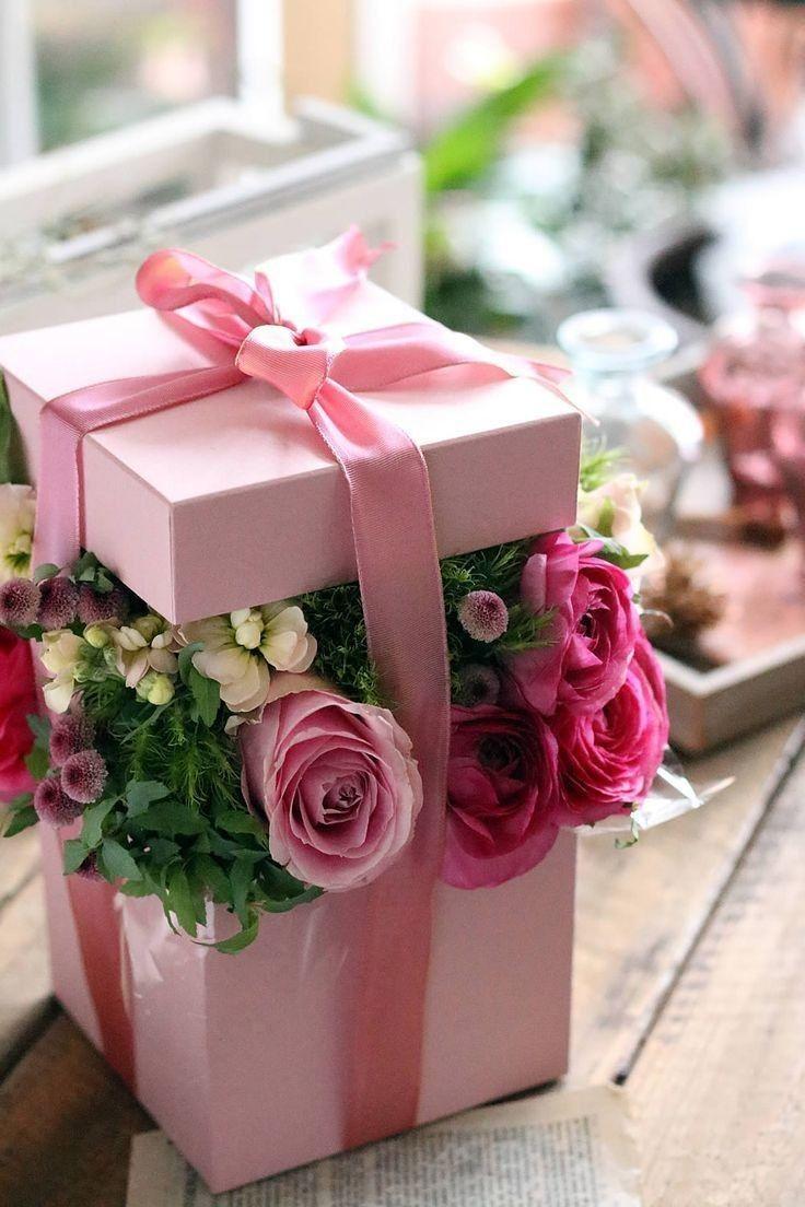Pin by Dina Nabih on Dandona Bouquet box, Happy birthday