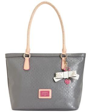 Guess Handbag Specks Small Classic Tote