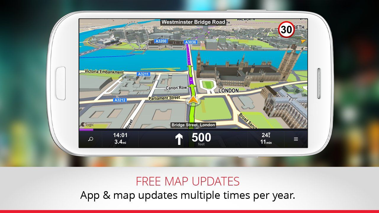 AndroidWorld: Sygic 14 7 7 Full APK   Android Games And