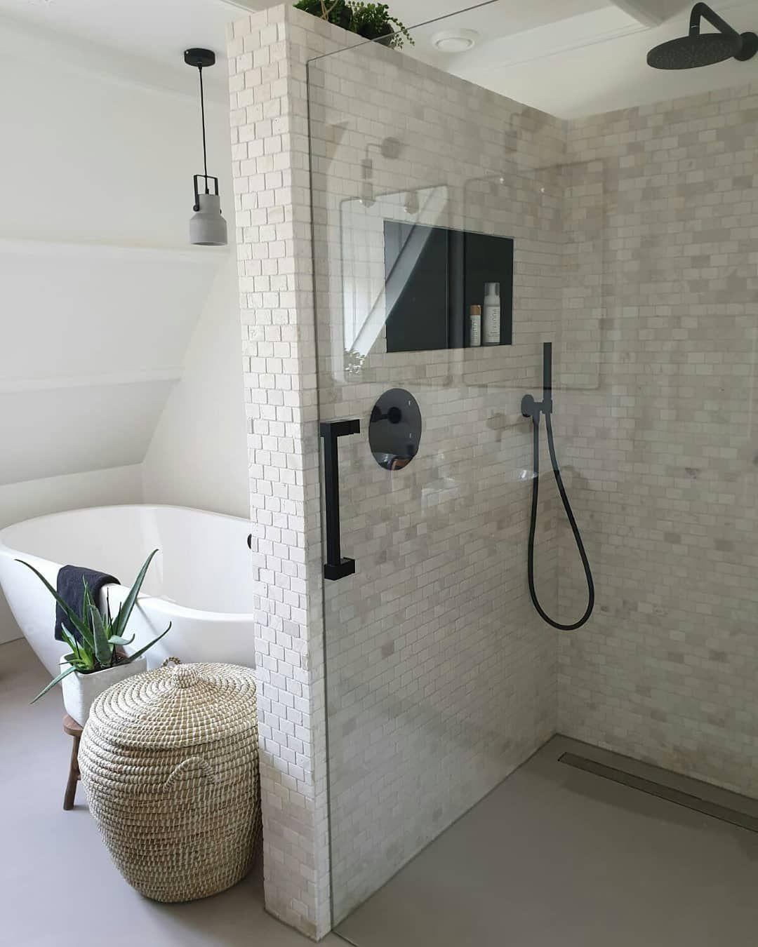 Badkamer - Binnenkijken bij deinterieuradviseurs #badkamerinspiratie
