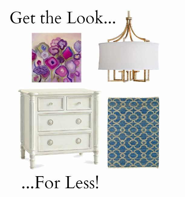Look for less home decor blog