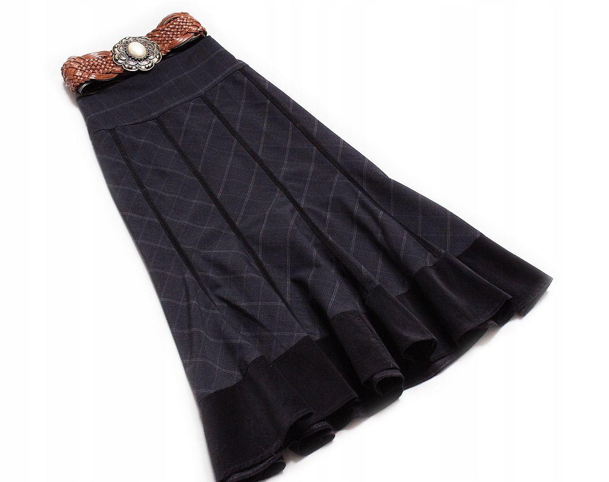 Truworths Kloszowa Spodnica Vintage W Krate S M 7765723319 Oficjalne Archiwum Allegro Fashion Vintage Skirts