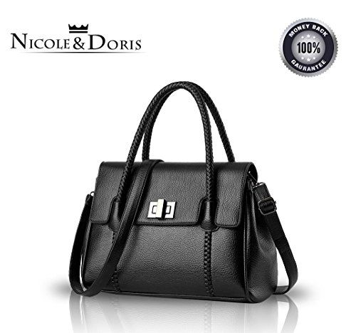 6061a7173e3 Nicole Doris 2016 new women handbag fashion handbags casual shoulder ...