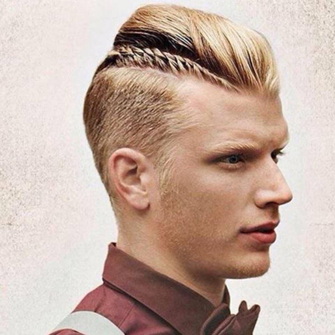 Coiffure homme les coupes de cheveux pour hommes elle style