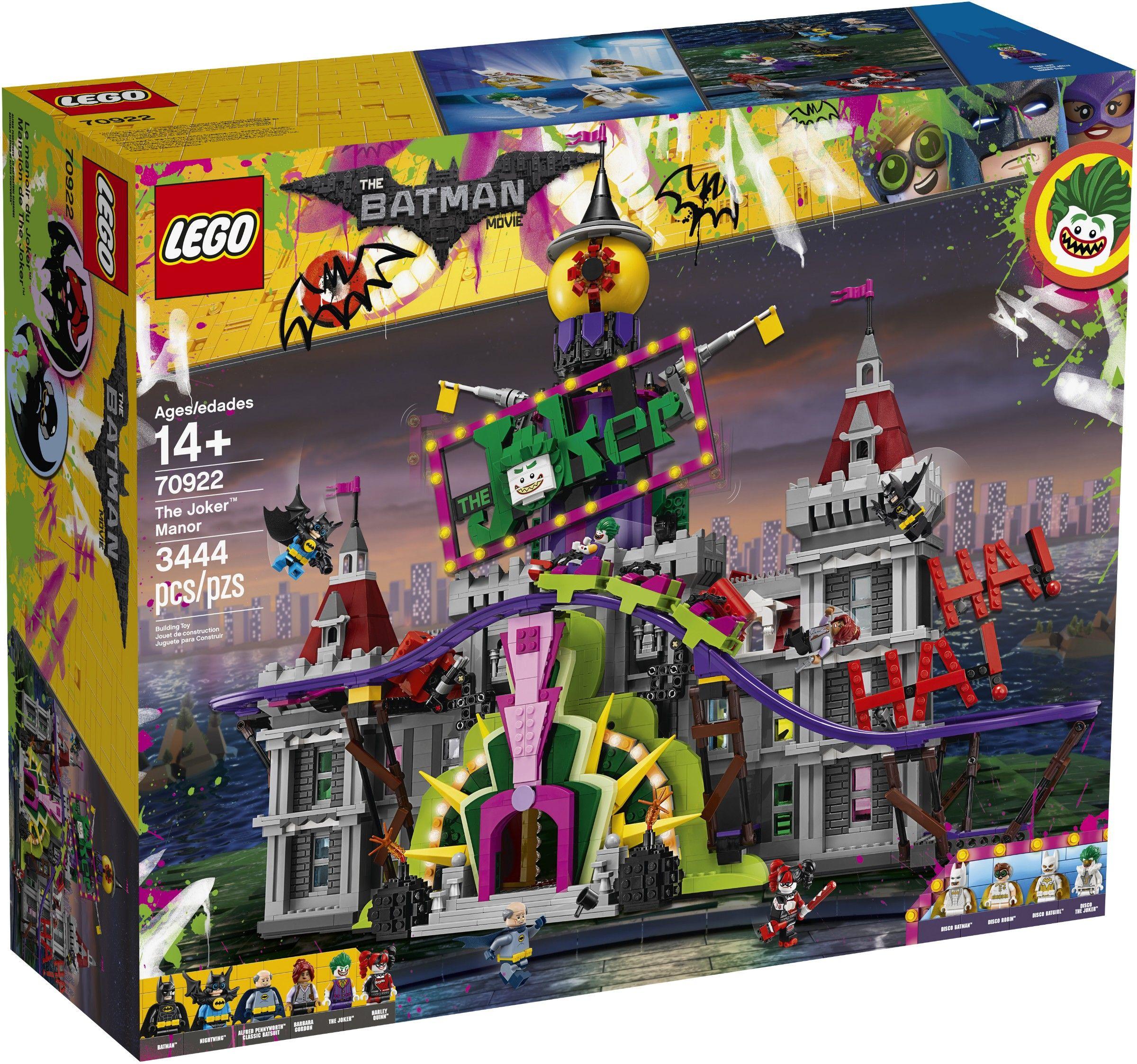 LEGO Bau- & Konstruktionsspielzeug 70815 lego new original DECAL STICKER sheet AUFKLEBER Lego Movie Batman Baukästen & Konstruktion