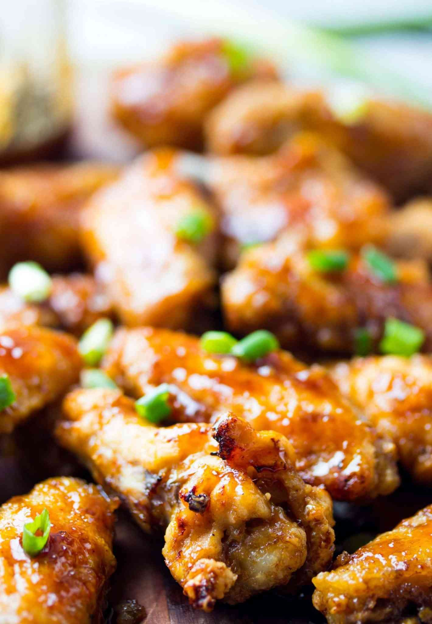 how long to cook frozen hot wings in air fryer