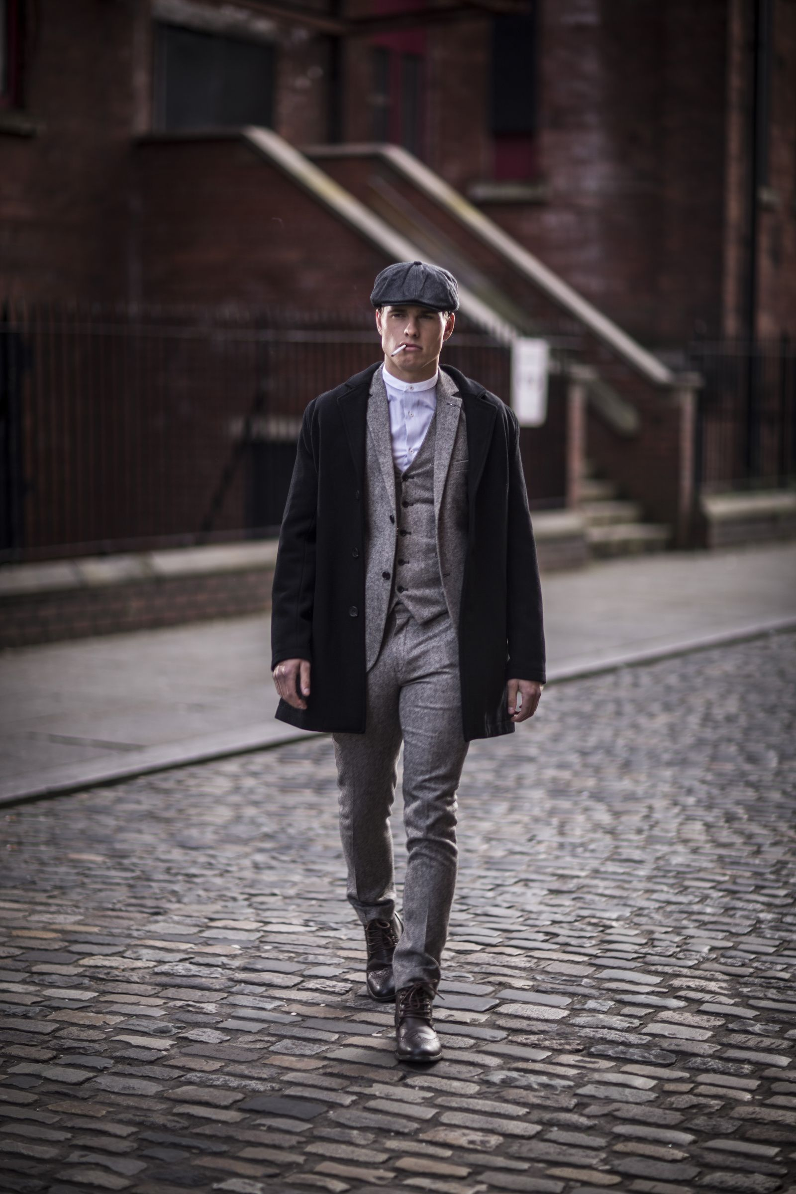 Anthony Cassell photography - The Peaky Look  cd00cf1aa59d