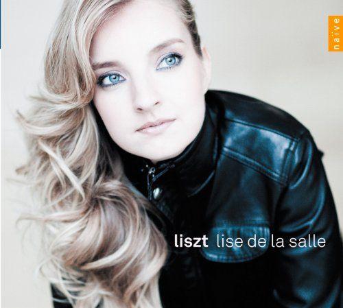 リーズ・ドゥ・ラ・サール(Lise de la Salle) ピアノ・リサイタル|くりぼー☆日記
