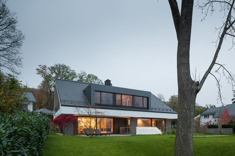 Villa BSN cma cyrus | moser | architekten BDA