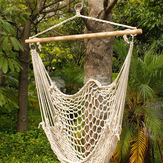hanging chair rope cheap black covers hammock indoor porch swing cushion white outdoor seat sky hammocks