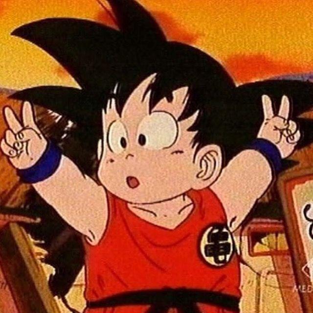 Kid Goku Anime Dragonball Anime Dragon Ball Dragon Ball Kid Goku