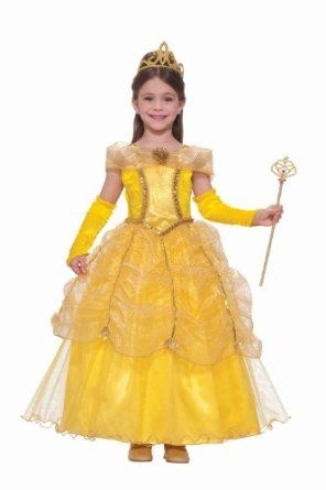 Child`s Belle of the Ball Costume Small 4-6 Toy grandbaby and - princess halloween costume ideas
