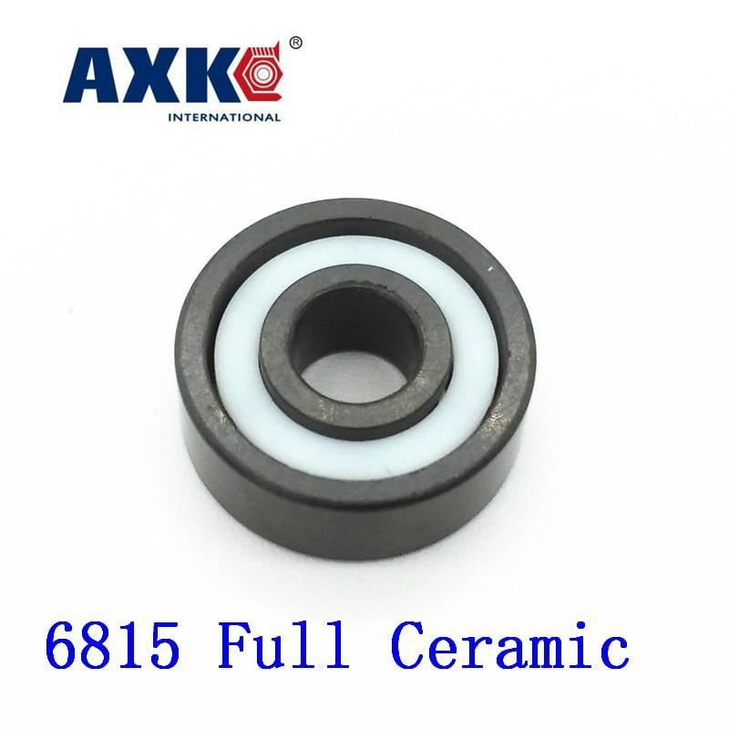 Axk 6815 Full Ceramic Bearing ( 1 Pc ) 75*95*10 Mm Si3n4