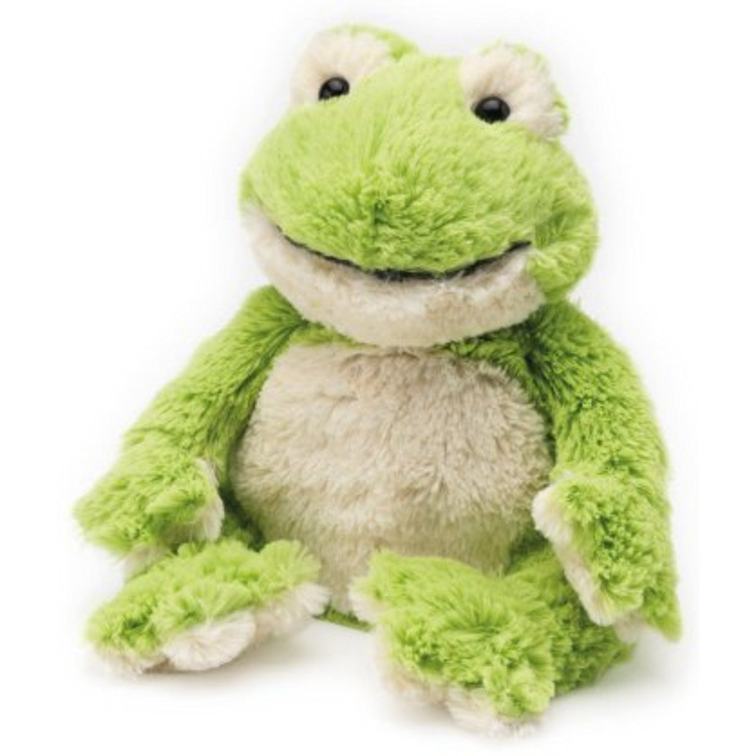 Intelex Cozy Microwaveable Plush, Frog * To view further