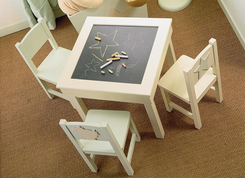 Mesas de juego para ni os imagenes de google b squeda - Mesas infantiles madera ...