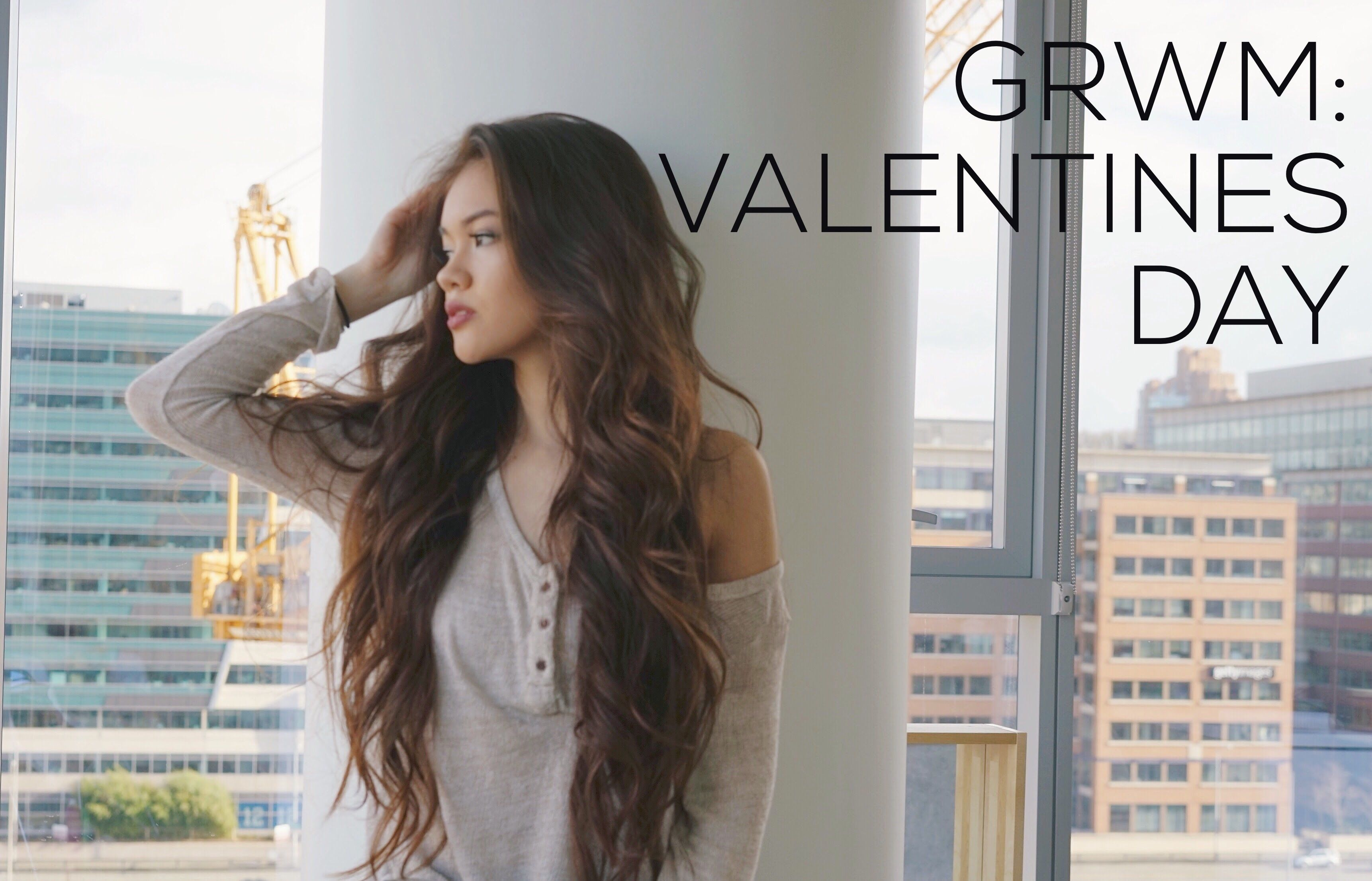 Grwm Valentines Day Makeup Hair And Outfit Ideas Day Makeup Valentines Day Makeup Hair More ideas from ratti chauhan. pinterest