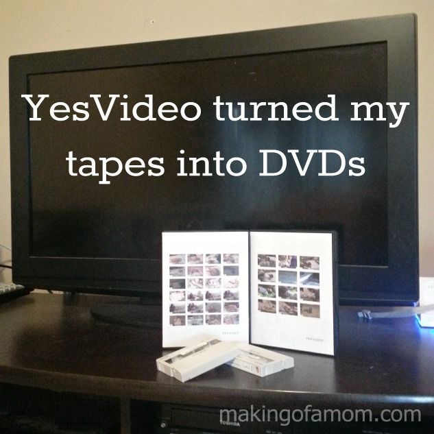 Bringing the Past to the Present. YesVideo can take your old media and make it digital! #MyMemoryLane @yesvideo #ad