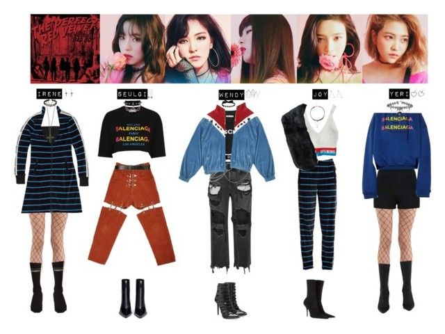 RED VELVET - BAD BOY ufe0fud83dudc99ud83dudc9aud83dudc9cud83dudc9bud83dudc96 | My polvyore finds | Pinterest | Red velvet Balenciaga and ...
