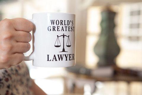 World/'s Greatest Lawyer Coffee Mug Breaking Bad Better Call Saul Goodman TV Gift