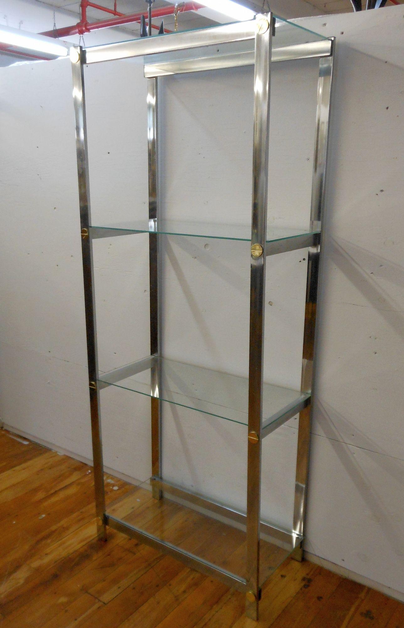 Glas Regal Bucherregal Unterstutzt Mobel Amp Diy Home Gallery