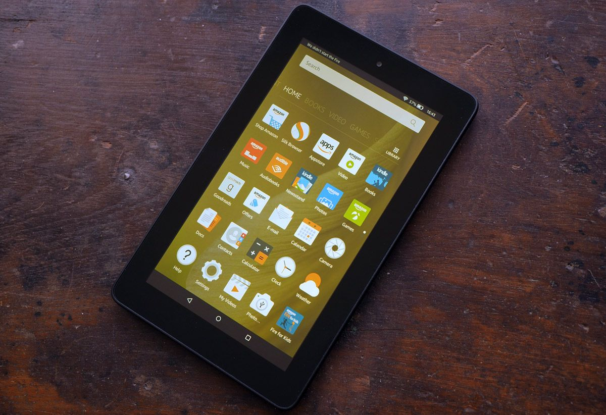 Amazon Fire Review 50 Of Incredible Value Aivanet Tablet New Tablets Android Apps