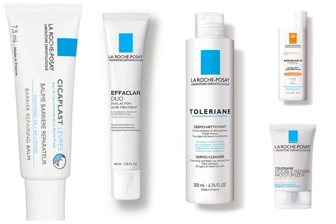 Fave Five The Best Of La Roche Posay Skin Care Beauty Skin Care Routine La Roche Posay