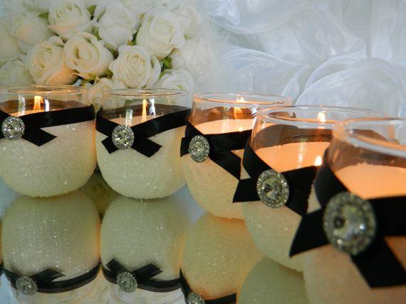 Elegant Candle Holders. Weddings, Vases, Centerpieces