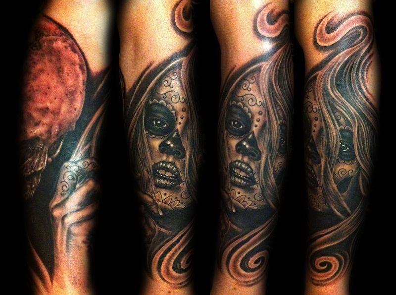 Club tattoo joe riley las vegas hollywood 8 day