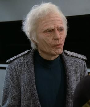 Admiral Leonard McCoy in 2364, Star Trek TNG
