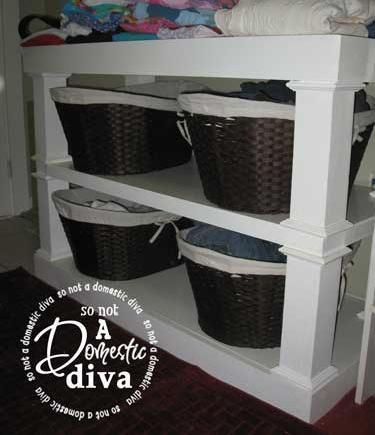 Match This Folding Table And The Washer Dryer Pedistal To